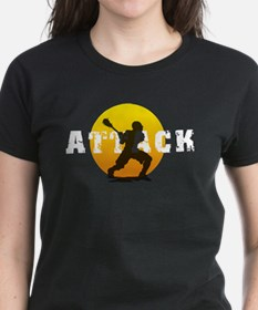 Lacrosse Attack Tee