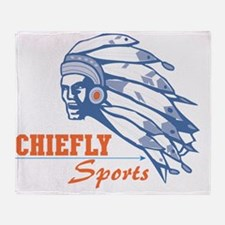 Chiefly Throw Blanket