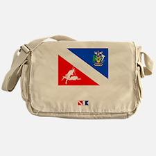 Dive the Solomons Messenger Bag