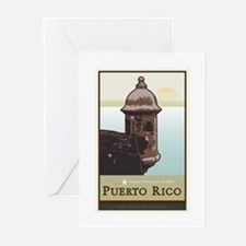 Puerto Rico I Greeting Cards (Pk of 20)