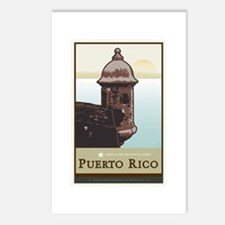 Puerto Rico I Postcards (Package of 8)
