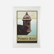 Puerto Rico I Rectangle Magnet