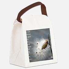 milkweed - Vibe Shifting Calendar Canvas Lunch Bag