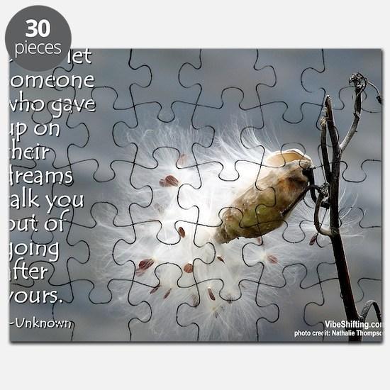 milkweed - Vibe Shifting Calendar Puzzle