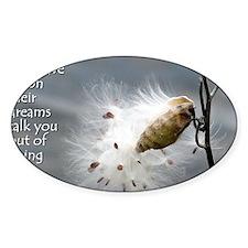 milkweed - Vibe Shifting Calendar Decal