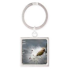milkweed - Vibe Shifting Calendar Square Keychain