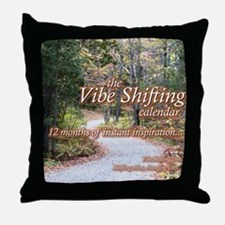 Vibe Shifting Calendar Throw Pillow