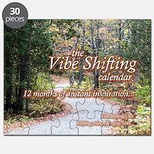 Vibe Shifting Calendar Puzzle