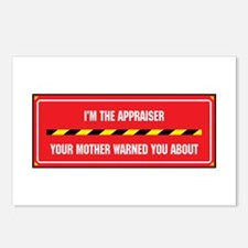 I'm the Appraiser Postcards (Package of 8)