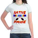 NATIVE PRIDE Jr. Ringer T-Shirt