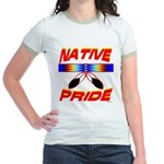 NATIVE PRIDE Jr. Ringer T-Shirt