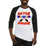 NATIVE PRIDE Baseball Jersey