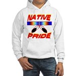 NATIVE PRIDE Hooded Sweatshirt