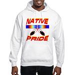 NATIVE PRIDE Hooded Sweatshirt