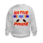 NATIVE PRIDE Kids Sweatshirt
