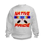 NATIVE PRIDE Kids Sweatshirt
