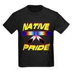 NATIVE PRIDE Kids Dark T-Shirt