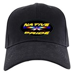 NATIVE PRIDE Black Cap