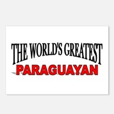 """""""The World's Greatest Paraguayan"""" Postcards (Packa"""