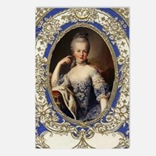 Marie Antoinette in vinta Postcards (Package of 8)