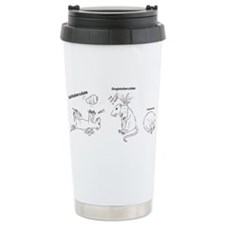 Tuberculates Travel Mug