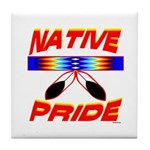 NATIVE PRIDE Tile Coaster