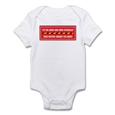 I'm the A/V Specialist Infant Bodysuit