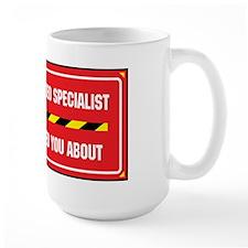 I'm the A/V Specialist Mug