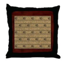 Western Pillow 9 Throw Pillow