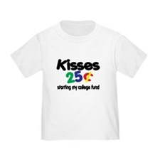 Kisses / College Fund! Funny Baby/T