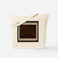 Western Pillow 8 Tote Bag