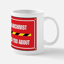 I'm the A/V Archivist Mug
