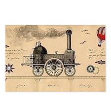 Great Western Railway Ste Postcards (Package of 8)