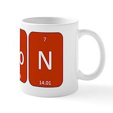 Bacon Chemistry Mug