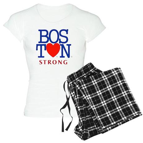 Boston Heart Strong Boston Women's Light Pajamas