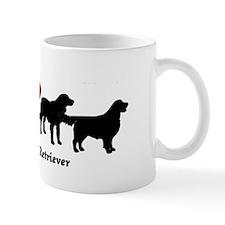 My heart belongs to my Golden Retriever Mug
