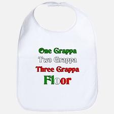 One Grappa Bib
