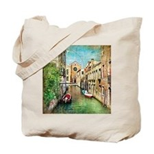 Vintage Venice Photo Tote Bag