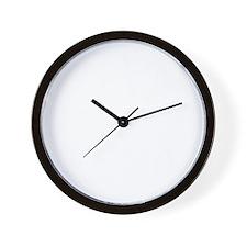 No One's Hero Wall Clock