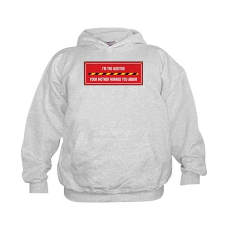 I'm the Auditor Kids Hoodie