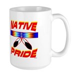 NATIVE PRIDE Large Mug