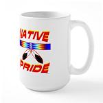 NATIVE PRIDE Large Mug