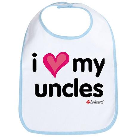 Uncles Bib (Girls)
