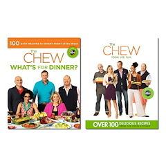 The Chew Book Bundle