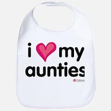 Aunties Bib (Girls)