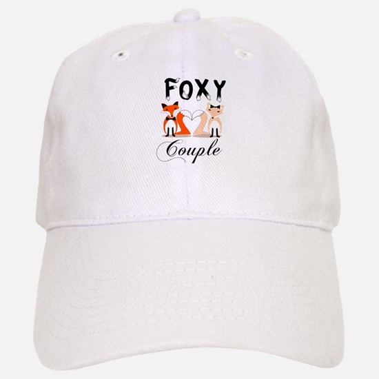 Foxy Couple Baseball Baseball Baseball Cap