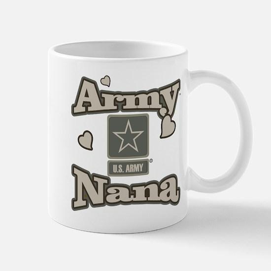 Army Nana Mug