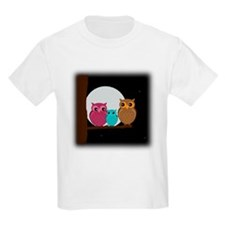 Family of Owls T-Shirt