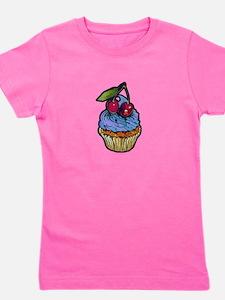 Venom Cupcake Girl's Tee