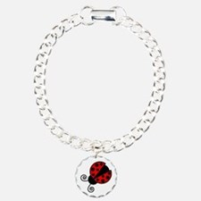 Red Ladybug 1 Bracelet